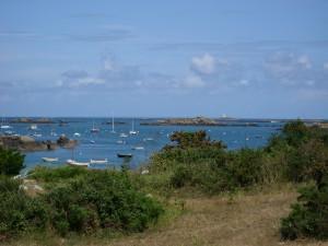 Les îles Chausey dans la Manche, furent la 1ère acquisition du Conservatoire du littoral